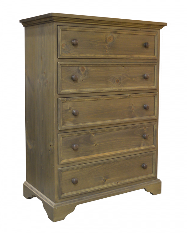 man's chest of drawers