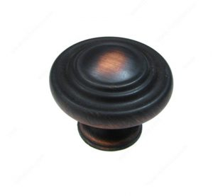 Oil Rubbed Bronze Knob