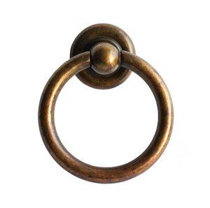 Tarnished Brass Ring