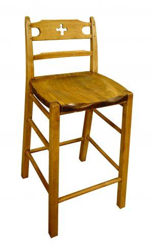 wolf ear stool