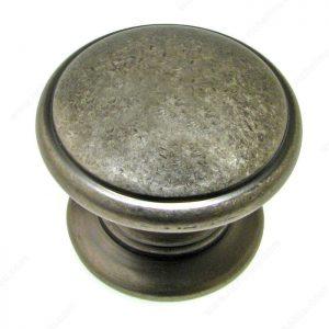 8098 Pewter knob