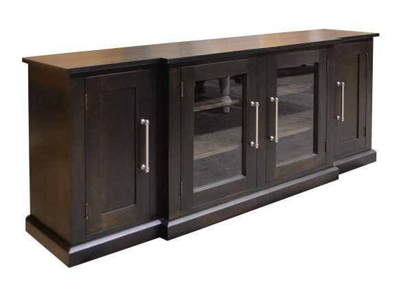 espresso media sideboard